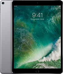 Купить Планшет Apple iPad Pro 10.5 Wi-Fi+Cellular 64GB MQEY2RU/A (Space Grey)