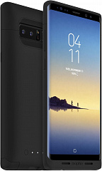 Купить Чехол Mophie Juice Pack 2950 mAh (4103) для Samsung Galaxy Note 8 (Black)