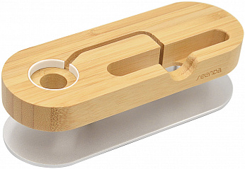 Купить Подставка-держатель Seenda Multifunction Bamboo Wooden Stand Holder IPS-Z32 (Wood)