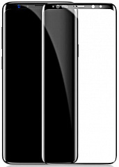 Купить Защитное стекло Baseus All-screen Arc-surface Tempered Glass для Samsung Galaxy S9 (Black)