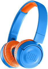 Купить Bluetooth-наушники JBL JR300BT (Rocker Blue)