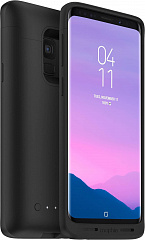 Купить Чехол Mophie Juice Pack 2070 mAh (401001478) для Samsung Galaxy S9 (Black)