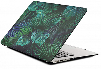 Купить Накладка i-Blason Cover для MacBook Air 13 (Palm Leaves)