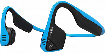 Купить Стерео Bluetooth-гарнитура AfterShokz Trekz Titanium AS600OB (Ocean Blue)